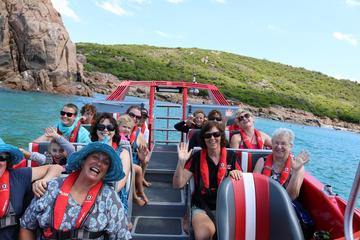 Dunsborough Jet Boat Sea Safari Along...
