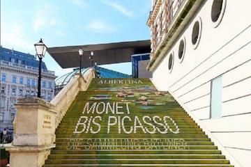 Skip the line: Albertina Entrance Ticket in Vienna