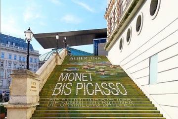 Sla de wachtrij over: toegangskaart Albertina in Wenen