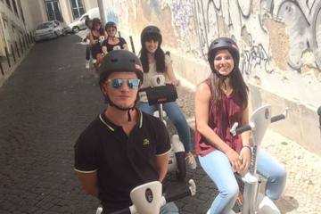Sitgo Old Town Tour - Sitway: Sit Segway in Lisbon Tour