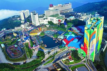 Batu Caves and Malaysia Casino Genting Highlands with Cable Car Ride Tour