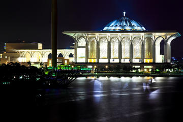 Combo of Putrajaya by Night and KL City Tour with visit to King's Palace and Petronas Twin Tower