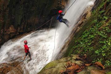 From Kuala Lumpur to Gopeng for White-Water Rafting and Water-Abseiling Adventure Tour