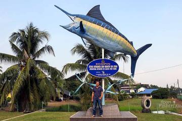 Private Kuala Rompin Sail Fish Fishing Trip from Kuala Lumpur
