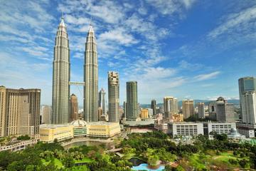 Skybridge at Petronas Twin Tower with KL City and Batu Caves Tour including KL Tower Lunch and Selangor Pewter