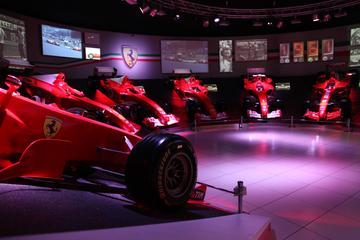 Private Motor Valley and Ferrari Factory Tour from Milan with Lunch
