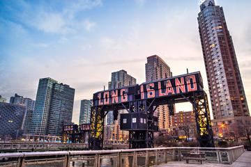 Long Island City & Roosevelt Island...