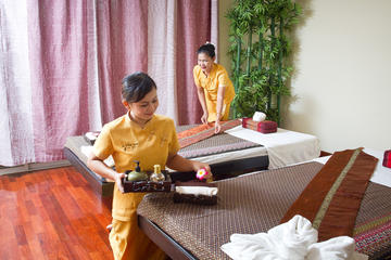 2.5-Hour Body Scrub and Massage Spa Treatment in Bangkok