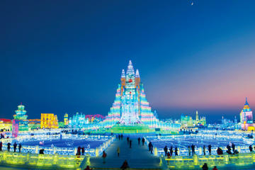 One-Day Private Tour of Classic Attractions in Harbin Including Lunch