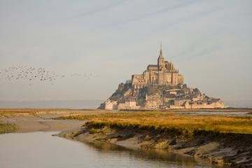 Mont Saint Michel Full-Day Tour from