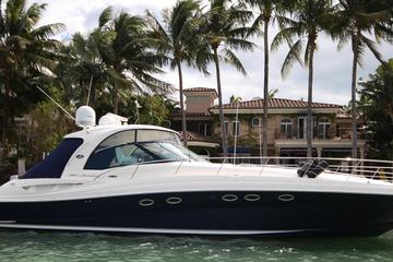Sea Ray 50-Foot Private Yacht Rental in Cancun