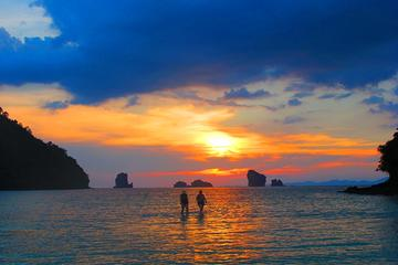 Amazing Sunset Cruise by Double Decker Boat from Krabi Including...