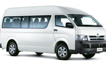 Private Minivan Transfer: Singapore Hotel to Marina Bay Cruise Centre