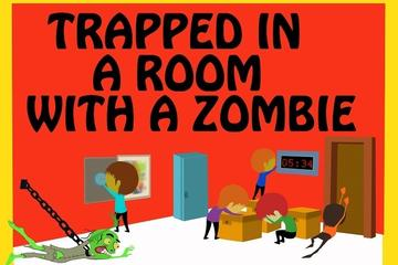 Day Trip Trapped in a Room with a Zombie in Detroit near Detroit, Michigan