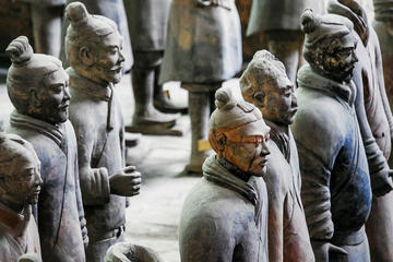 Xi'an One Day Bus Tour of Terracotta Army