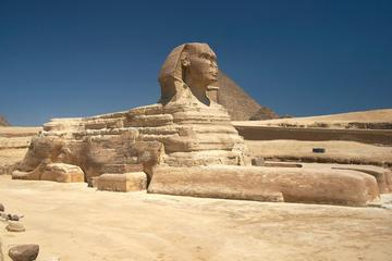 Pyramids and Sphinx private tour
