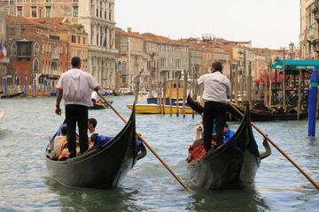 Venice Grand Canal Gondola Ride