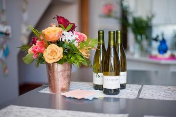 Flower Arranging And Wine Class