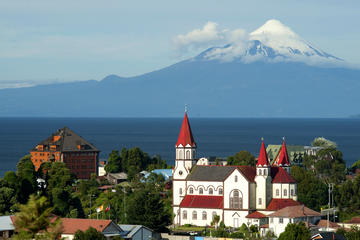 Cruce Andino from Puerto Varas in Chile to San Carlos de Bariloche in...