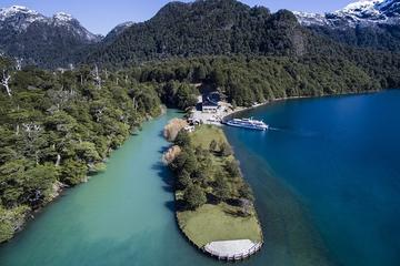 Cruce Andino from San Carlos de Bariloche in Argentina to Puerto...