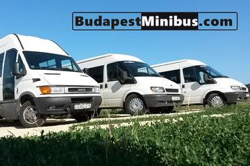 Budapest Airport Minibus by 8 passenger minibus ONE WAY Transfer