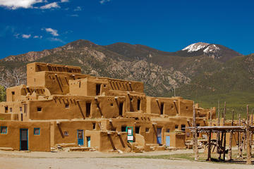Day Trip Guided Walking Tour of Taos Pueblo near Taos Pueblo, New Mexico