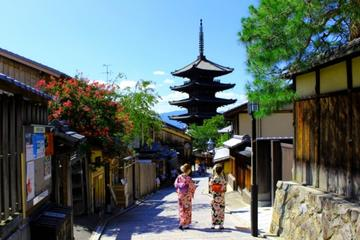 Charter Plan Departure Guarantee from at least 3 People Kyoto Nara Kobe Day Tour