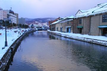 Full Day Otaru Canal and Sledding Experience Trip from Sapporo