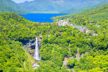 Lake Chuzenji, Kegon Waterfalls Tour...