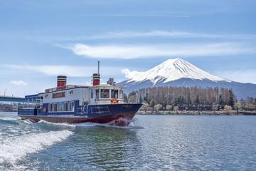 Mt Fuji Day Tour: 5th Station, En...