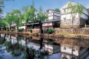 Spring Okayama Tour at Kurashiki Bikan Historical Quarter and Strawberry Picking