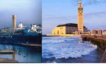 One Day Tour to Casblanca and Rabat from Marrakech