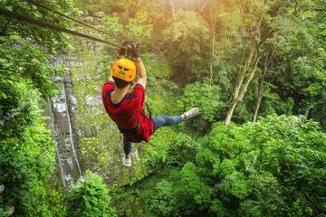 Chiang Mai Zip Line Experience