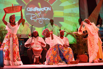 Celebration of Rhythm Bajan Heritage...