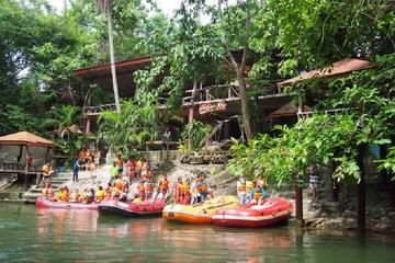 Adventure Rafting Experience at Kaeng...