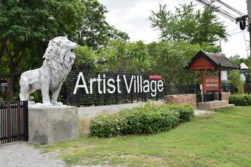 Baan Sillapin Artists Village and 3D...
