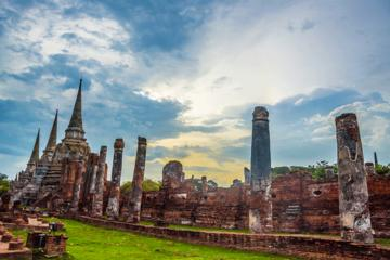 Discoveres The History City Ayutthaya...
