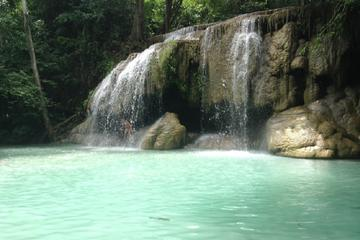 Erawan Waterfall and The Death...