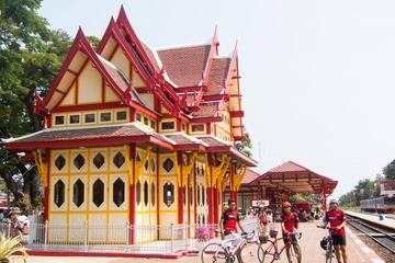 Half-Day Afternoon Bicycle Tour in Hua Hin