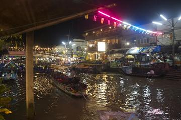 Half-Day Amphawa Floating Market and...