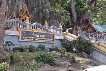 Khao Yoi Cave and Smphannam Floating Market in Hua Hin