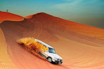 Dubai Combo Pack : Dubai City Tour and Evening Desert  Safari with...