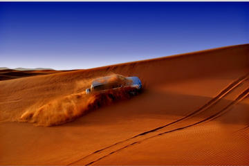Half-Day Desert Red Dune Safari from Dubai with BBQ Dinner