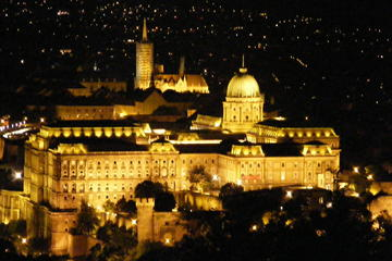 Budapest Tour by Night
