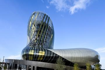 Entrada Evite las colas de La Cité du Vin