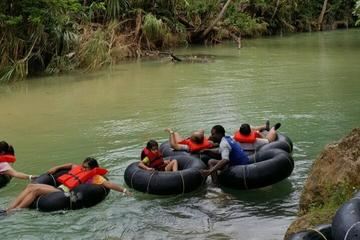Tubing and Lunch and Shopping from Ocho Rios