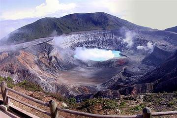 Combo Tour from San Jose: Poás Volcano National Park,  Doka Coffee...