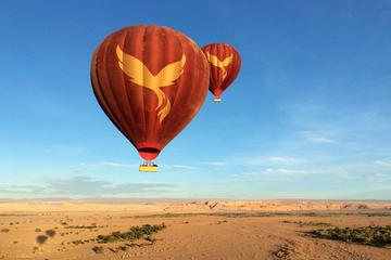 Vuelo en globo sobre Atacama