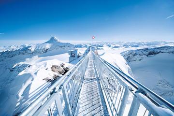 Glacier 3000: entrada a experiencia...