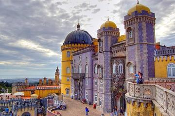 Full-day Sintra, Cascais, and Wine...